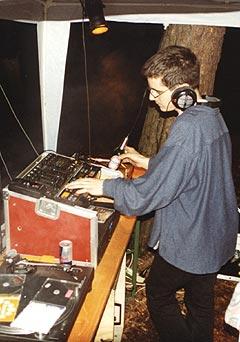 DJ Thorsten @ itw 1996